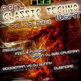 FEEL - Real Classic Techno Promo Mix