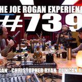 #739 - Duncan Trussell & Christopher Ryan