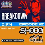 DI.FM - Episode #2 - Breakdown With Huda - Guest Mix by Si-Dog