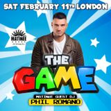 MATINEE THE GAME - PHIL ROMANO EXCLUSIVE MIX