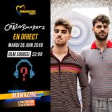 The Chainsmokers - LIVE @ Mawazine Festival Rabat, Morocco, 26/06/18