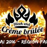 Tom Junk Food - Crème Brûlée Burning Week-end - May 2016 - Night Acid Techno mix