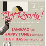 Get Ready #13 Pt.4 - Ska Rocksteady Reggae - Jamwax / Happy Tunes