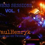 MADNESS SESSIONS VOL.1    **Follow me on Twitter  @PaulHenryk