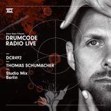DCR492 – Drumcode Radio Live – Thomas Schumacher Studio mix recorded in Berlin