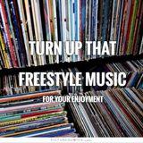 Turn Up That Freestyle Music 237a - DJ Carlos C4 Ramos
