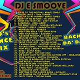 BACK IN DA' DAYZ - 80'S DANCE MIX