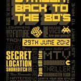 Gymbox Goes Back to the 80s by Matt Rawson