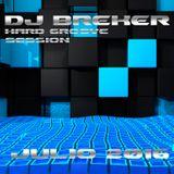 Dj Brk - Hard Groove Set 2016