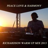Richardson Peace Love & Harmony