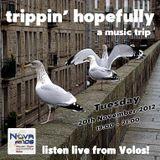 Trippin Hopefully on NOVA fm 106 - 20 November 2012