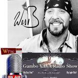 Redneck Chats with Wes Brown on Gumbo YaYa Radio Show 89.1FM WFDU HD2 6-3-19