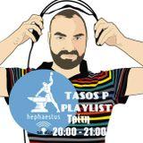 Tasos P Playlist  Ekpompi 01 10-9-2019