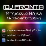 New Progressive House Mix of November 2012 (65)