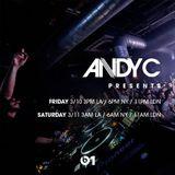 Andy C - Presents Beats 1 (10-03-2017)