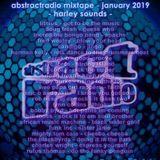 AbstractRadio mixtape - harley sounds - january 2019