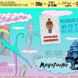 """#NiUnaMenos, vivxs nos queremos"",  música x MeGaFauNa, columna postsexual de Jacqui, lee Sumah"