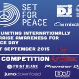 Set for Peace 2015  [Architec]