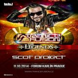 11.10.2014 - Trancefusion The Legends - Scot Project