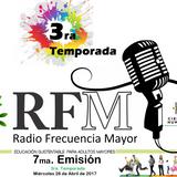 Emisión 7  Radio Frecuencia Mayor  Temporada 3
