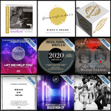 2020 Groovefinder January Mix 9/1/20 Soulful House Promo