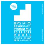 "Promo-mix ""Upstairs-downstairs"" featuring Gutta"