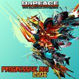 DaPEACE - Progressive Mix (2008)