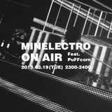 Minelectro On Air Guest Mix 27:PuFFcorn