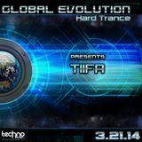 TIIFA LIVE @ GLOBAL EVOLUTION 2014