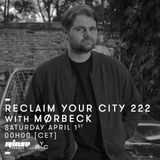 Reclaim Your City 222 | Mørbeck