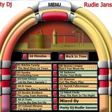 Party Dj Rudie Jansen - 10 Minutes Back In Time