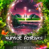 Warm up Those days @ Sunset Festival 2012