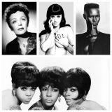 Grace Jones, Edith Piaf, Katy Perry & The Supremes ~ La vie en rose (Rejoué par GeeJay2001)
