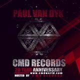 CMD Records 20 Year Anniversary@Paul Van Dyk