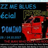 JAZZ ME BLUES 2nd Year, FATS DOMINO tribute