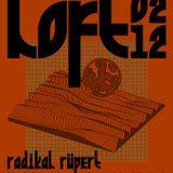 DJ Radikal Rupert set w/LOFT @ Vera Groningen 2-12-17