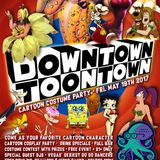 Downtown Toontown @ The Nerd Las Vegas