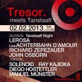 Ray Kajioka - DJ Set @ Tresor 2013-02-02