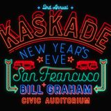 Mr Tape - Live @ Bill Graham Civic Auditorium NYE (USA) – 31.12.2017