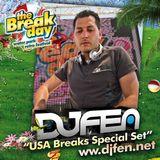 DJ Fen - The Break Day 2012