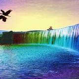 Colorful Dreams(Flight In Blue Fade)