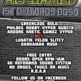 DJ Vyper - ReFormed 1st Birthday Promo Mix - October 2012