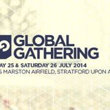 Global Gathering 2014 Mixed By Spirit Level