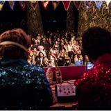 Jews For Techno (LIVE) @ The Spirit Train 2015 (The Naughty Neshamah Mix)