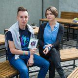 "Олеся Яремчук (кураторка конкурсу ""Самовидець"") | Monday Talks | Urban Space Radio"