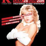 RIMINI RISOTTO RADIO @LE CAFK 28.06.14