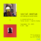 Social Medium: Art-Making with Social Media