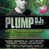 Khaine - Sesion Festival Breakbeat Plump DJs (Sala Metropolis ) 19-10-13