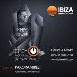 Pako Ramirez Set Epsylon Radio Show - Ibiza Radio One June 2019 - Tech, house