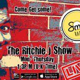 Ritchie Johnston - The Ritchie J show on Smile Radio - 19.09.2018